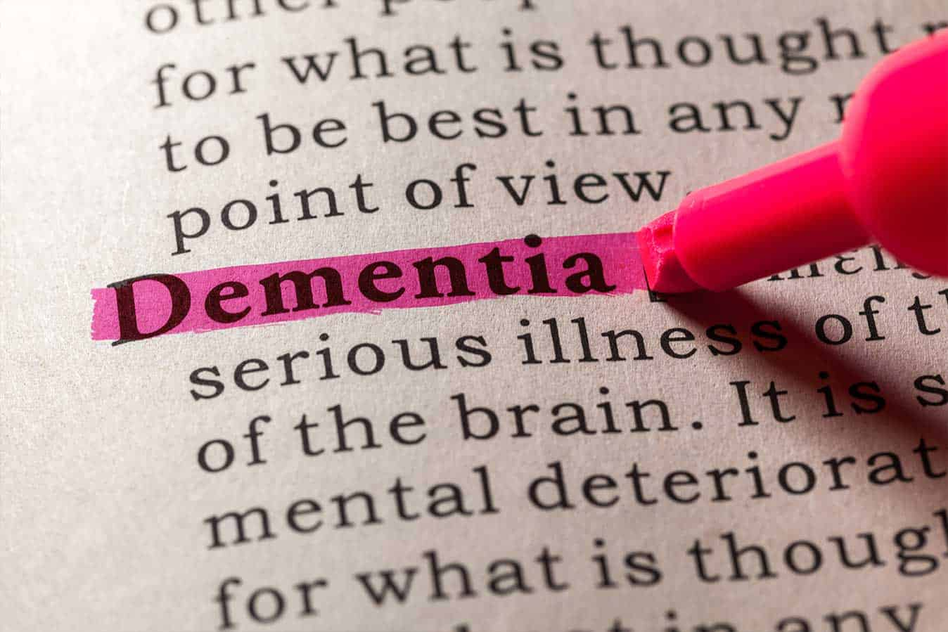 Lifestyle factors could contribute to dementia