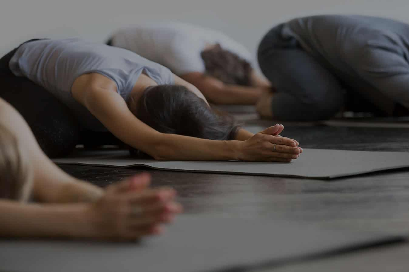 Finding relief through yoga