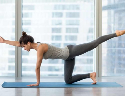 Four exercises to help strengthen your core