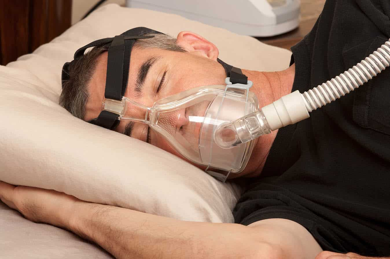 Sleep apnoea can impact memories
