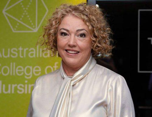 Nurse 'Trailblazer' helps improve aged care