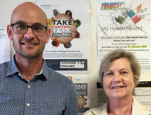 SA nurse-led innovation in hepatitis care