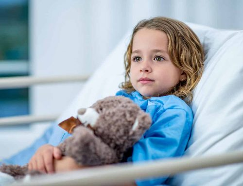 What matters most to sick kids in hospital