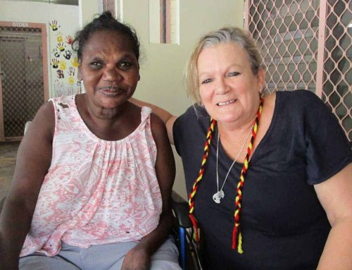 Aged care nurse named NT Nurse/Midwife of the Year