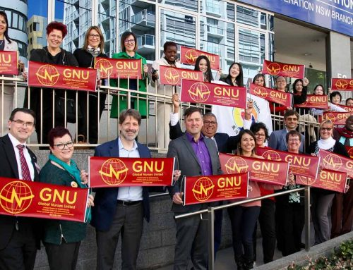 The rise of Global Nurses United (GNU)