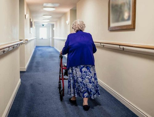 'We're short-staffed all the time': Unions and aged care workers unite to demand action to fix broken system