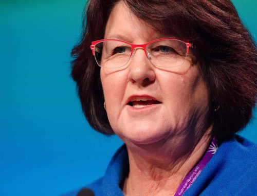 Inspirational nursing and midwifery leader bows out