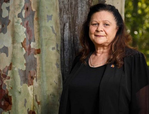 Q&A with Victorian Treaty Advancement Commissioner Jill Gallagher