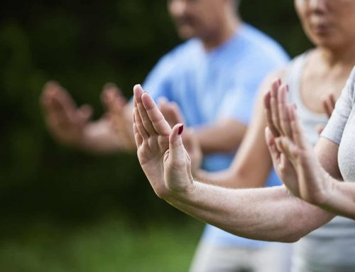 Tai Chi: self-empowerment to health and wellness