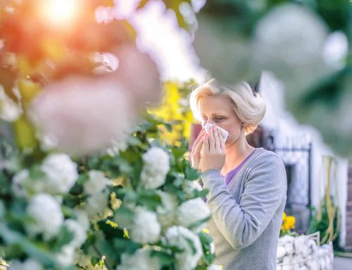 Treatment planner for hay fever