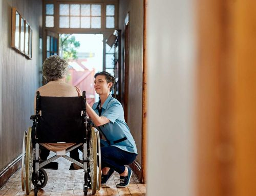 Australians want to live at home for as long as possible rather than go into aged care should they need support