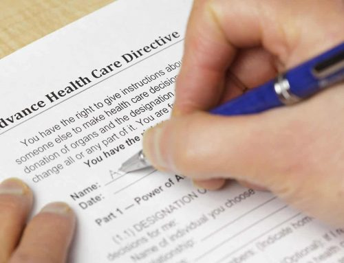 A third of Advance Care Directives are invalid