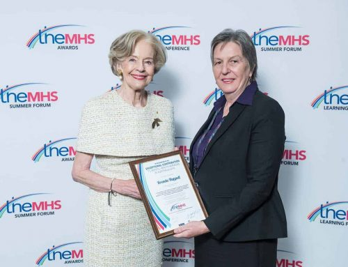 Leading the way in mental health research