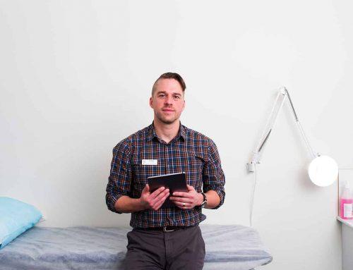 Meet Nurse Practitioner of the Year Chris Helms