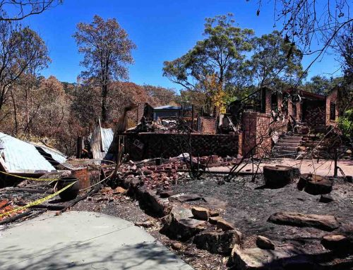 Caution called with asbestos removal and handling in bushfire ravaged communities