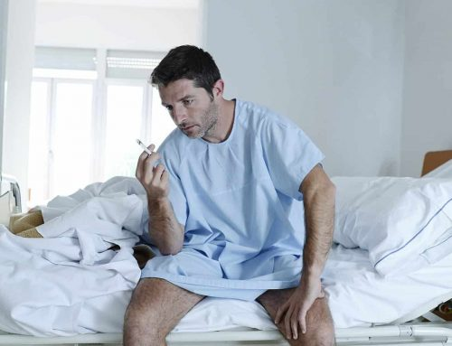 Evidence that smokers are at higher risk of  postoperative complications