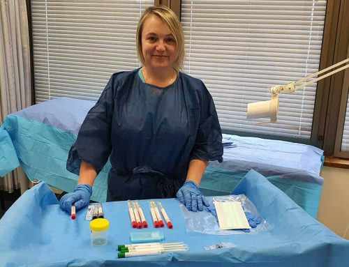 Behind the scenes with a Forensic Nurse