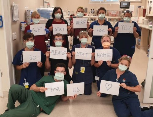 Adopt a Healthcare Worker: The heartwarming campaign rallying around Australia's frontline during COVID-19