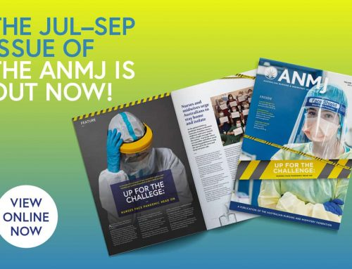 Have you seen the latest ANMJ?