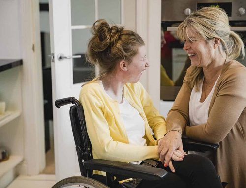People with disabilities at high risk of COVID-19 prompts management and operational plan