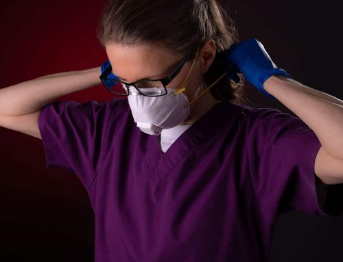 ANMF urges the Department of Health to protect healthcare workers with N95/P2 masks