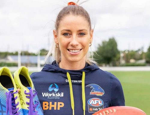 AFLW player and ICU nurse Deni Varnhagen on footy and working in healthcare in unpredictable times