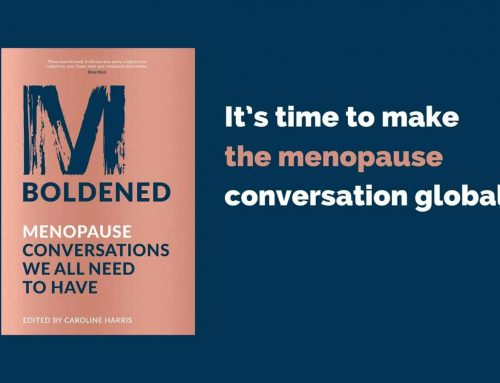 M-Boldened: How an author and researcher's new book expands and diversifies the menopause conversation