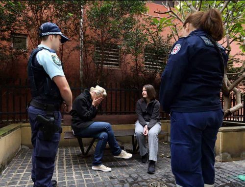 On the beat: Mental health nurses join forces with NSW police to improve care