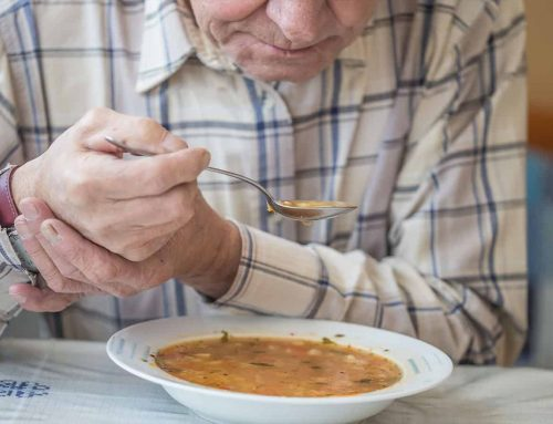 Study highlights need for better nutrition among aged care residents