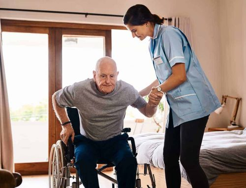 Nurses in government-run aged care homes provide the most amount of care, study finds