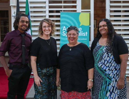 Podcast delivers specialist cultural advice on Aboriginal and Torres Strait Islander healthcare