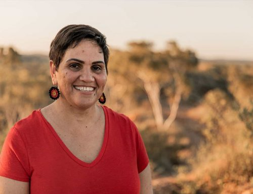 'It's destiny': Meet new CATSINaM CEO, Professor Roianne West
