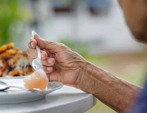 Peak body seeks to address food and nutrition in aged care