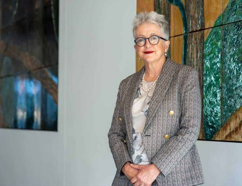 In conversation with National Rural Health Commissioner Ruth Stewart