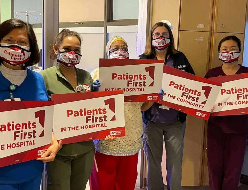 California nurses win fight to protect staffing ratios