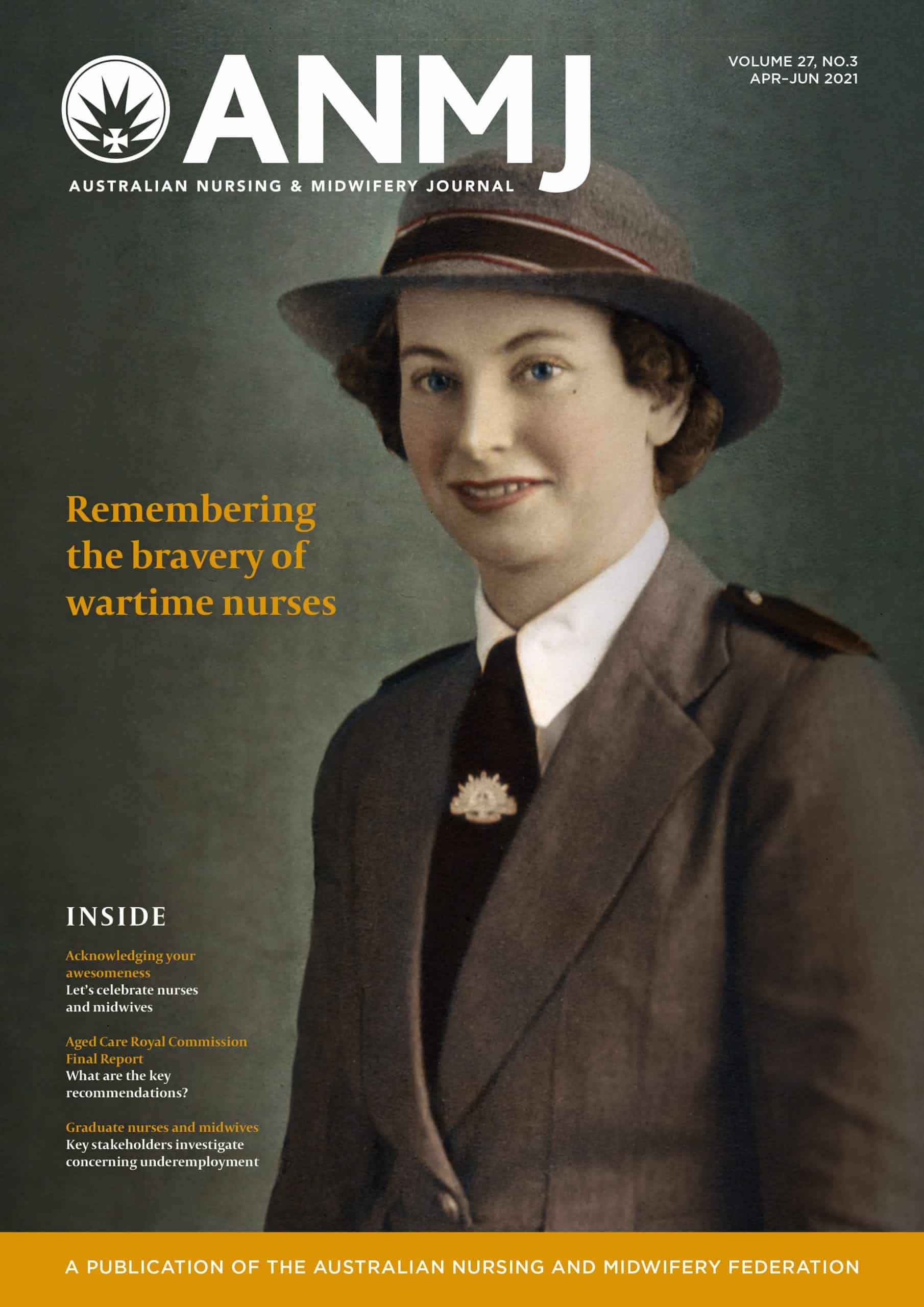 ANMJ Apr-Jun 2021 Issue