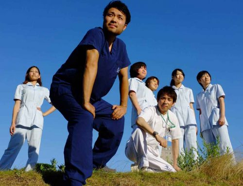 How Kazuma Honda stumbled into nursing and found his calling