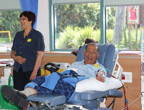 'It's infectious': How laughter therapy is improving the lives of people with kidney disease on dialysis