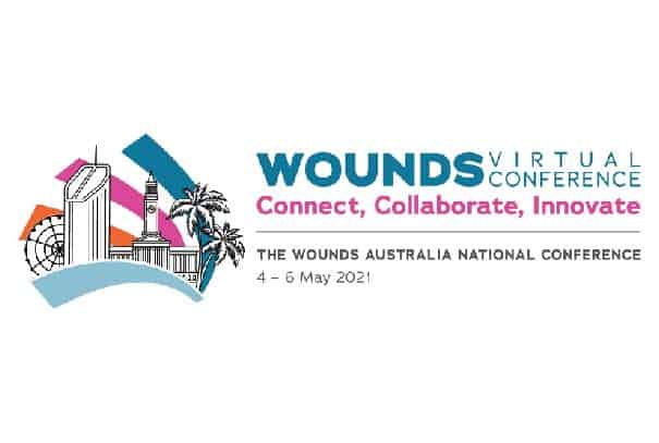 Wounds Australia Virtual Conference 2021 – 4 to 6 May