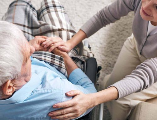 Professional boundaries: Respecting the feelings of residents in aged care