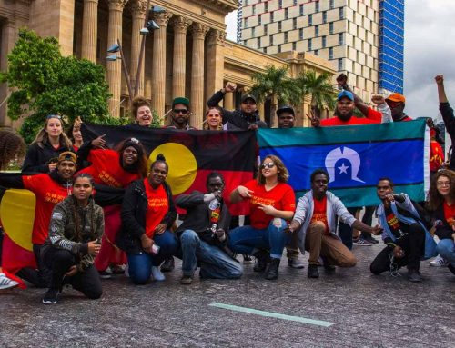 Indigenous youth fight for climate justice
