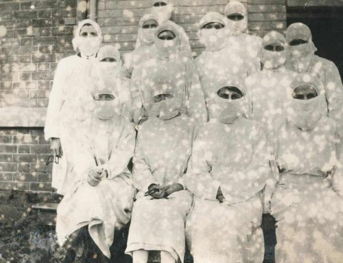 Nurse who died caring for returned service members with the Spanish flu honoured